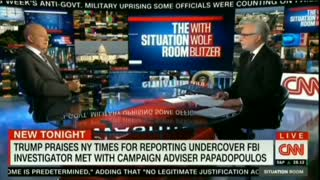 James Clapper Admits To SPYING On the Trump Campaign