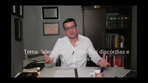 """90 - """"Ideologias"""" o código das discórdias e revoluções mundiais"""