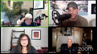 5.27.21 Patriot Streetfighter Roundtable with Mike Jaco, Dave Rodriguez & Delora O'Brien