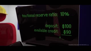 Federal Reserve Scam on American People