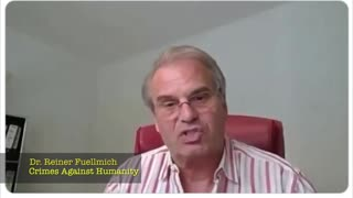 Defining Crimes Against Humanity. Dr. Reiner Fuellmich