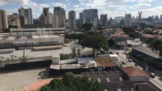 Corona-Blues in Sao Paulo, Brazil
