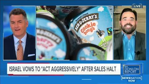 Tony Katz on NewsNation Now: Friends Don't Let Friends Eat Ben & Jerry's