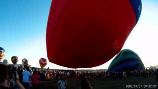 Balloon Festival Pt2. Lake George/Adirondack