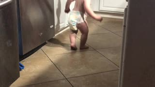 Adorable Dance Routine