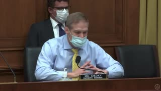 Rep. Jim Jordan in House Judiciary Committee Markup
