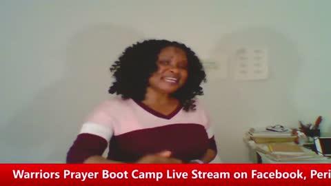 Prophetic Encouragement & Training