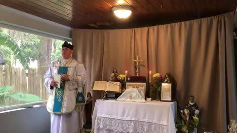 """Holy Trinity Sunday, May 30, 2021 """"...I Adore Thee!"""""""