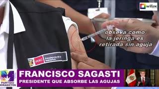 Vacunación Sagasti - video completo