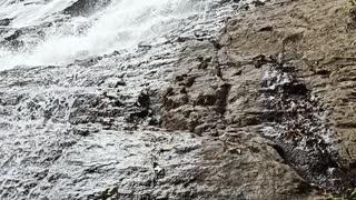 Cascada salto el rosario