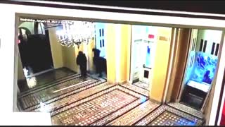 Video Surfaces of Some of the First to Enter the Capital!