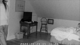 Missouri Paranormal Association - Walnut Street Inn - Unexplained footsteps in the Wilder Room