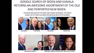Is Biden a Fraud/