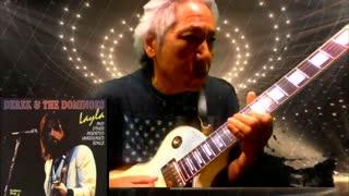Isamu Tribute Eric Clapton Layla