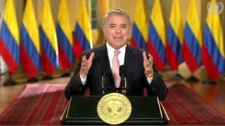 Presidente de Colombia propone estrategia mundial para protección de páramos
