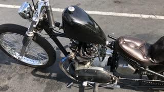 1965 650 C.C. Triumph