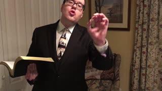 Victory in Jesus Sermon
