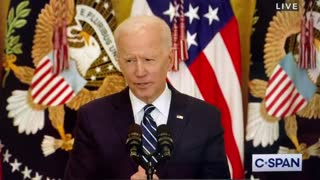 Biden: Time changes all things