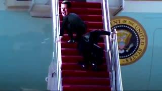 Joe Biden Falling NEW Memes Video Compilation.