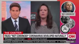 CNN explains why the media refused to consider Wuhan lab leak theory last year