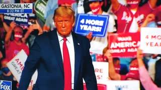 Trump Dance Y.M.C.A.