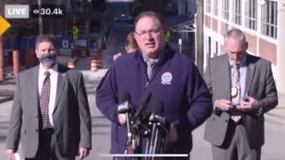Nashville Bombing press briefing 12-26-2020