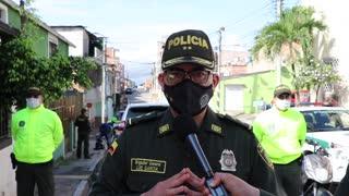 En el operativo, realizado en el centro de la ciudad, cinco personas fueron capturadas.