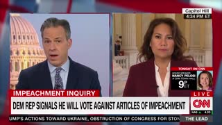 Dem Rep Plans To Vote Against All Articles Of Impeachment