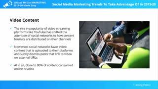 Social Media Marketing Trends to Take Advantage