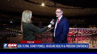 Gen Flynn, Sidney Powell headline Health & Freedom Conference