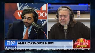 Bannon Rips Media, Corporations for Complicity in CCP Virus Cover Up