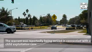 Two FBI agents fatally shot serving warrant in Florida
