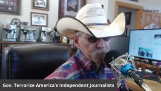 Government Agencies Will Terrorize America's Independent Journalists