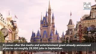 Disney to lay off 32,000 employees as COVID-19 impedes theme parks