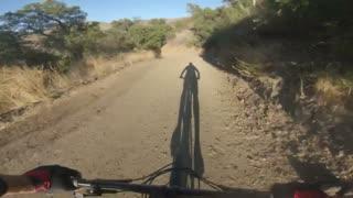 Mountain Biking Las Llajas Canyon Trail Ride