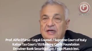 Top Attorney in Italy Confirms Italy Stole Our Election