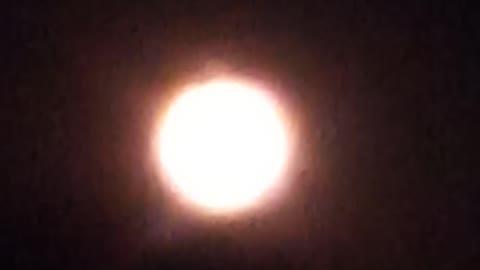 Full moon tonight