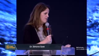 Banned from YouTube: Dr. Simone Gold shares the truth about the COVID-19 vaccines