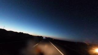 POV TIMELAPSE Meadview Arizona Driving to Dolan Springs FUN!!