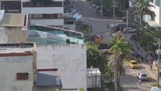 Video de incendio en Castillogrande