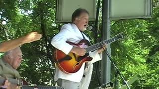 2013-08-17 Bucky Pizzarelli Frank Vignola, Gene Bertoncini Morristown, NJ Jazz and Blues Festival