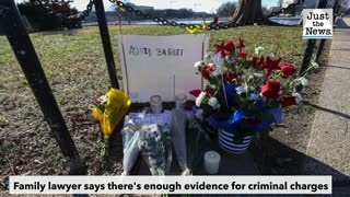 Ashli Babbitt's family announces lawsuit against Capitol Police officer over fatal shooting