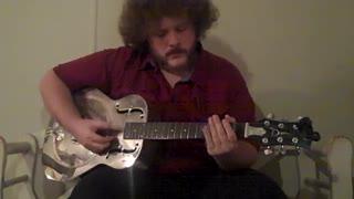 Delta Blues Lesson, Slide Guitar