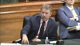 FAUCI VS PAUL: Sen. Rand Paul and Dr. Anthony Fauci sparred again over the origins of COVID-19!