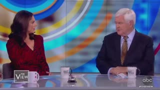 Gingrich spells out differences on Trump, Clinton impeachment