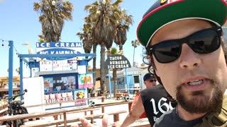 Pacific Beach San Diego California Sur