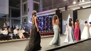 Catalina Bayona en Santander BGA Fashion Week