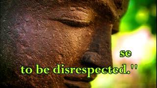 Buddah Life Lessons