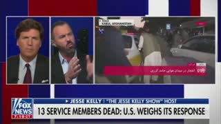 Former Marine Jesse Kelly NUKES Biden Admin's Handling Of Afghanistan Withdrawal