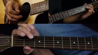 Solo Acoustic Blues - Guitar Lesson